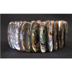 MEXICAN ABALONE BRACELET