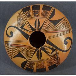 HOPI INDIAN POTTERY SEED JAR (ADELLE NAMPEYO)