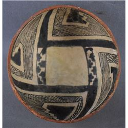 GILA POLYCHROME POTTERY BOWL