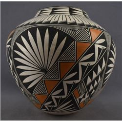 ACOMA INDIAN CERAMIC OLLA (MONROE VICTORINO)