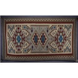 NAVAJO INDIAN TEXTILE (LORETTA BEGAY)