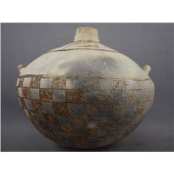 RESERVE INDIAN POTTERY CANTEEN