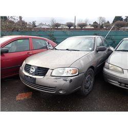 2004 Nissan Sentra