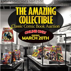 WELCOME TO YOUR KASTNER COMIC BOOK ONLINE AUCTION!