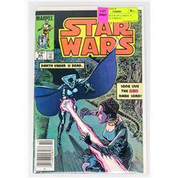 STAR WARS # 88 1ST LUMIYA 75 CENT PRICE VARIANT