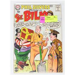 PHIL SILVERS SGT. BILKO # 9