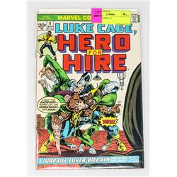 HERO FOR HIRE # 8