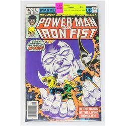 POWER MAN # 57 EARLY NEW X-MEN