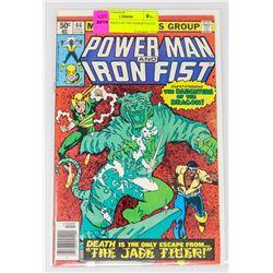 POWER MAN # 66 2ND SABERTOOTH