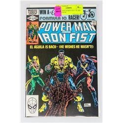 POWER MAN & IRON FIST # 78 3RD SABERTOOTH