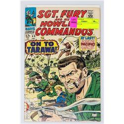 SGT. FURY # 49