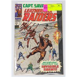 CAPT. SAVAGE # 5
