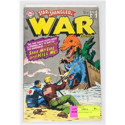 STAR SPANGLED WAR # 135