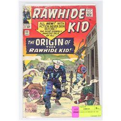 RAWHIDE KID # 45 ORIGIN OF THE KID