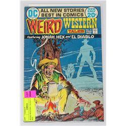 WEIRD WESTERN TALES # 13 4TH HEX