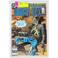 JONAH HEX # 92