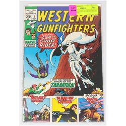 WESTERN GUNFIGHTERS # 2 ORIGIN NIGHTWIND