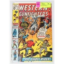 WESTERN GUNFIGHTERS # 3