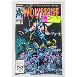 WOLVERINE # 1