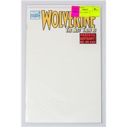 WOLVERINE # 1 VARIANT