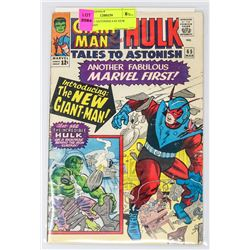 TALES TO ASTONISH # 65 NEW GIANT MAN