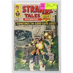 STRANGE TALES # 138 INTRO ETERNITY