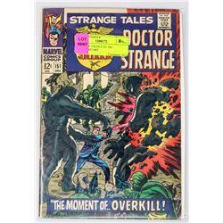 STRANGE TALES # 151 1ST STERANKO ART