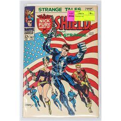 STRANGE TALES # 167
