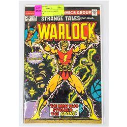 STRANGE TALES # 178 ORIGIN WARLOCK