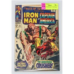 TALES OF SUSPENSE # 91 CRUSHER