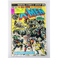 X-MEN # 96 2X 1ST APPERANCES