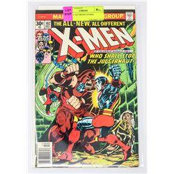 X-MEN # 102 ORIGIN STORM