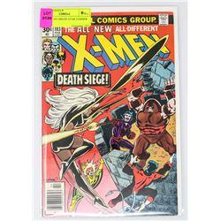 X-MEN # 103 ORIGIN STAR JAMMER