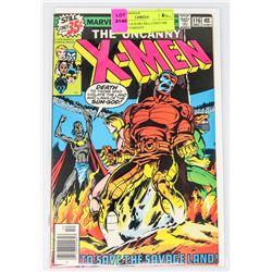 X-MEN # 116 RARE RED COSTUME VERSION VARIANT