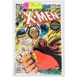X-MEN # 117 ORIGIN PROFFESOR X
