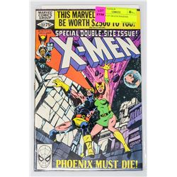 X-MEN # 137 DEATH PHOENIX