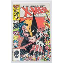 X-MEN # 211 # 212 TWO COMICS