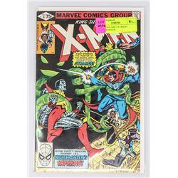 X-MEN KING SIZE # 4 ORIGIN NIGHTCRAWLER