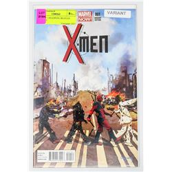 X-MEN # 1 DEADPOOL BEATLES VARIANT