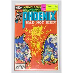 WHAT IF # 27 PHOENIX HAD NOT DIED