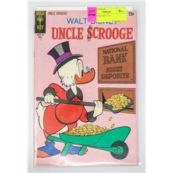 UNCLE SCROOGE # 92