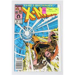 X-MEN # 221 1ST MR. SINISTER