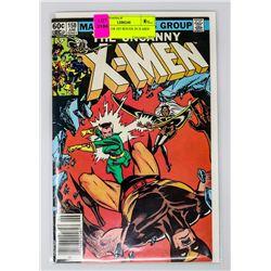 X-MEN # 158 1ST ROUGE IN X-MEN