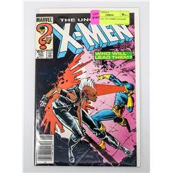 X-MEN # 201 1ST GAMBIT AS BABY