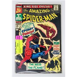 AMS KING SIZE SPECIAL # 4 3RD MYSTERIO