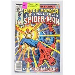 SPECTACULAR SPIDER-MAN # 3