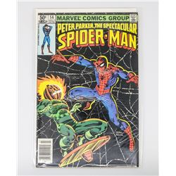 SPECTACULAR SPIDER-MAN # 9 # 56 TWO COMICS