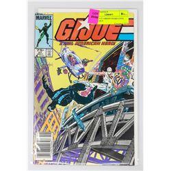 G.I. JOE # 27 ORIGIN SNAKE EYES MOVIE OUT
