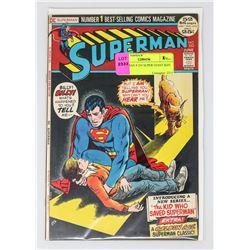 SUPERMAN # 253 SUPER GIANT SIZE