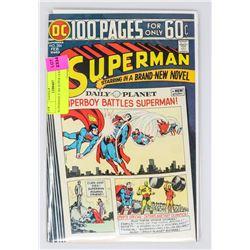 SUPERMAN # 284 SUPER GIANT SIZE